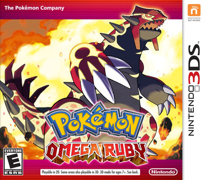 Pokémon Omega Ruby 3DS coverM (ECRE)
