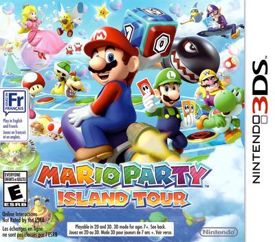 Mario Party - Island Tour 3DS coverM (ATSE)
