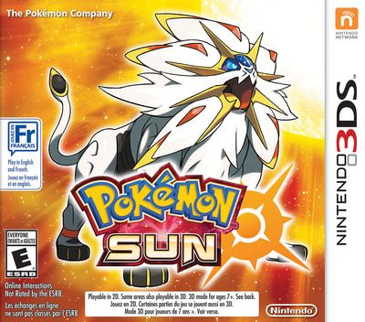 Pokémon Sun 3DS coverM (BNDE)