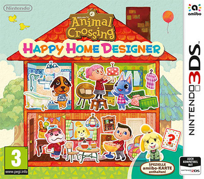 3DS coverM2 (EDHP)