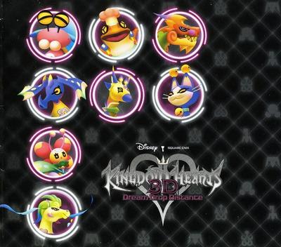 Kingdom Hearts 3D - Dream Drop Distance 3DS coverM2 (AKHP)