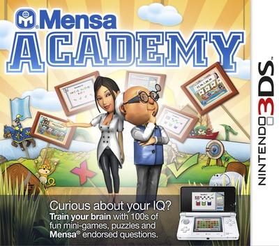 Mensa Academy 3DS coverM2 (AMMP)
