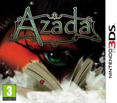 Azada 3DS coverMB (AZDP)