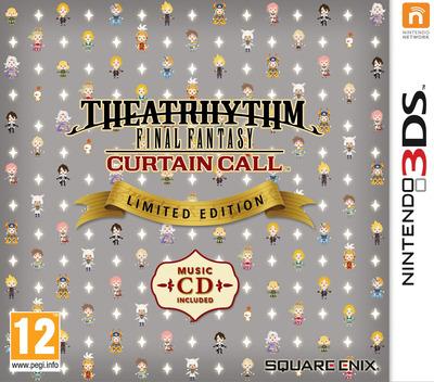Theatrhythm Final Fantasy - Curtain Call 3DS coverMB (BTHP)