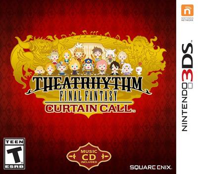 Theatrhythm Final Fantasy - Curtain Call 3DS coverMB (BTHE)