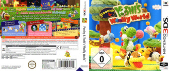 Poochy & Yoshi's Woolly World 3DS cover (AJNP)