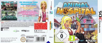 Animal Hospital 3DS cover (AZFP)