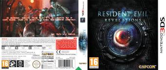 Resident Evil - Revelations 3DS cover (ABRP)