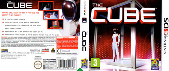 The Cube 3DS cover (ACZP)