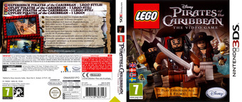 LEGO Pirates of the Caribbean - The Video Game 3DS cover (APCP)