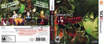 Shin Megami Tensei IV: Apocalypse 3DS cover (BG4E)