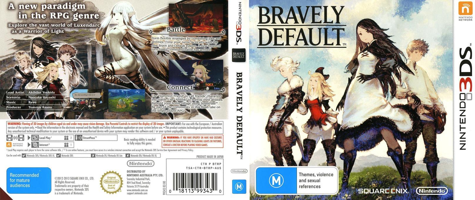Bravely Default 3DS coverfullHQ (BTRP)