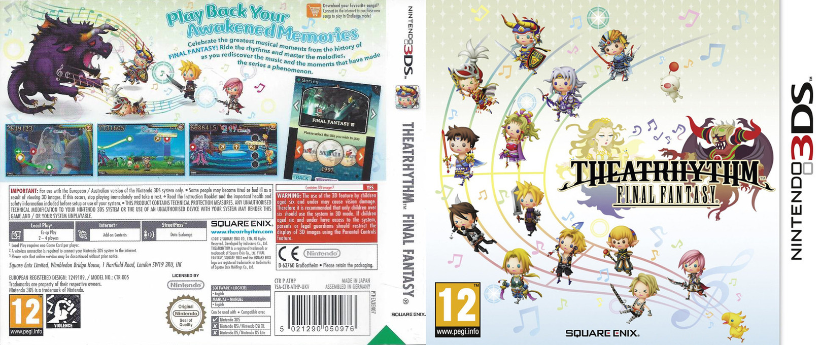 Theatrhythm Final Fantasy 3DS coverfullHQ (ATHP)