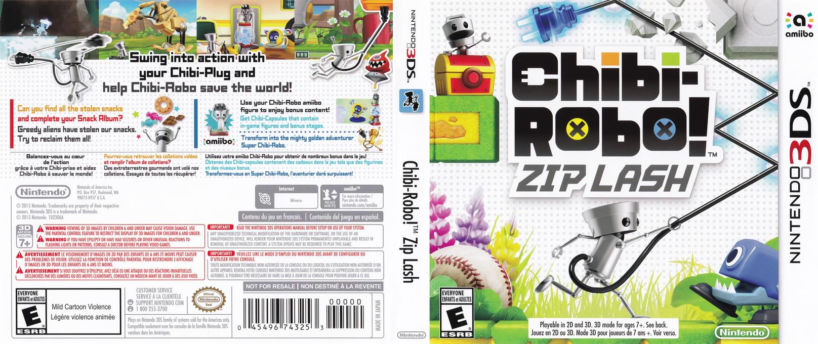 Chibi-Robo! Zip Lash 3DS coverfullHQ (BXLE)