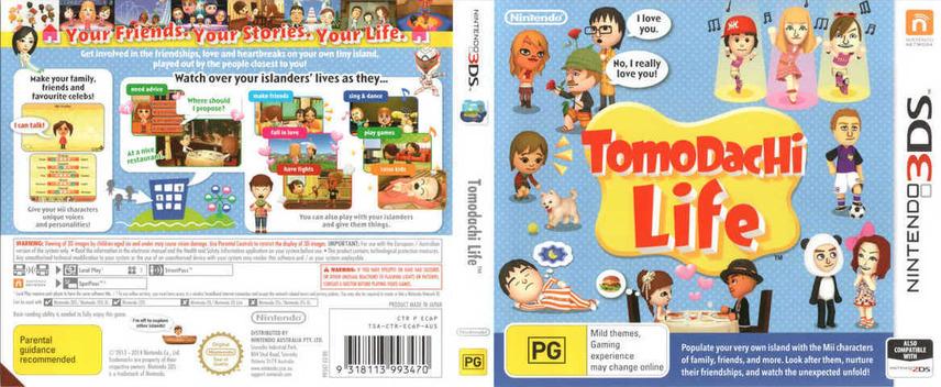 Tomodachi Life 3DS coverfullM (EC6P)