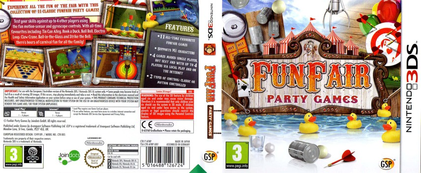 Funfair Party Games 3DS coverfullM (AFNP)