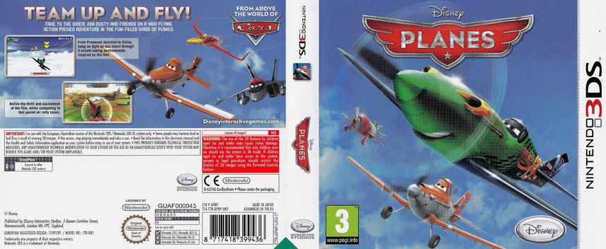 Disney Planes 3DS coverfullM (APNP)