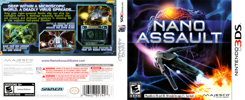 Nano Assault 3DS coverfullM (AN3E)