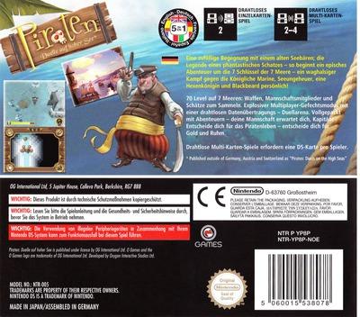 Piraten - Duelle auf hoher See DS backM (YP8P)
