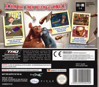 Ratatouille DS backM (ALWD)