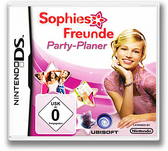 Sophies Freunde - Party-Planer DS cover (BPMP)