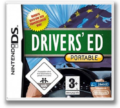 Drivers' Ed Portable DS cover (CCEP)