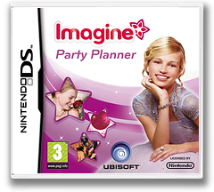 Imagine - Party Planner DS cover (BPMP)