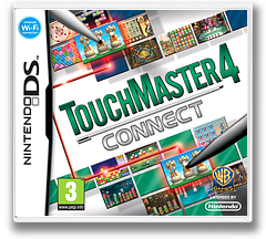 TouchMaster 4 - Connect DS cover (VT4V)