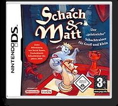 Schach & Matt DS cover (YSCD)