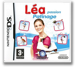 Léa Passion - Patinage pochette DS (AFQP)