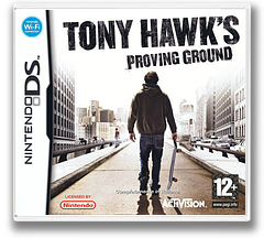 Tony Hawk's Proving Ground DS cover (YT9P)