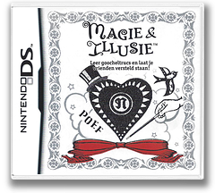 Magie & Illusie DS cover (AJQP)