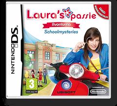 Laura's Passie Avonturen - Schoolmysteries DS cover (BDVP)