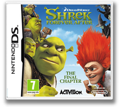 Shrek - Forever After DS cover (VSKY)