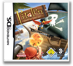 Piraten - Duelle auf hoher See DS cover (YP8P)