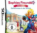 Sophies Freunde Abenteuer - Geheimnisse In Der Schule DS cover (BDVP)