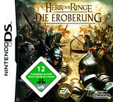 The Lord of the Rings - Conquest DS cover (CLQP)