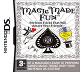 Magic Made Fun - Perform Tricks That Will Amaze Your Friends! DS cover (AJQP)