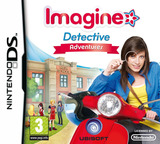 Imagine - Detective Adventures DS cover (BDVP)