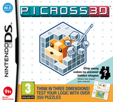 Picross 3D DS cover (C6PP)