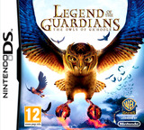 Legend of the Guardians - The Owls of Ga'Hoole DS cover (CUAP)