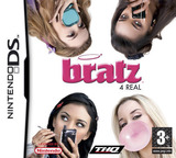 Bratz - 4 Real DS cover (YB9X)
