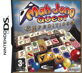 Mah Jong Quest - Expeditions DS cover (YMXX)