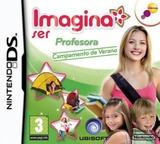 Imagina Ser - Profesora [Campamento De Verano] DS cover (BTDP)