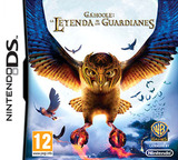 Ga'Hoole - la Leyenda de los Guardianes DS cover (CUAP)