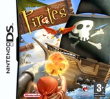 Pirates - Duels on the High Seas DS cover (YP8P)