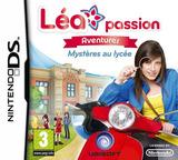 Léa Passion Adventures - Mystères Au Lycée pochette DS (BDVP)