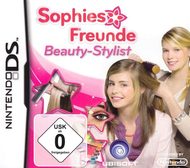 Sophies Freunde - Beauty Stylist DS coverHQ (BATP)