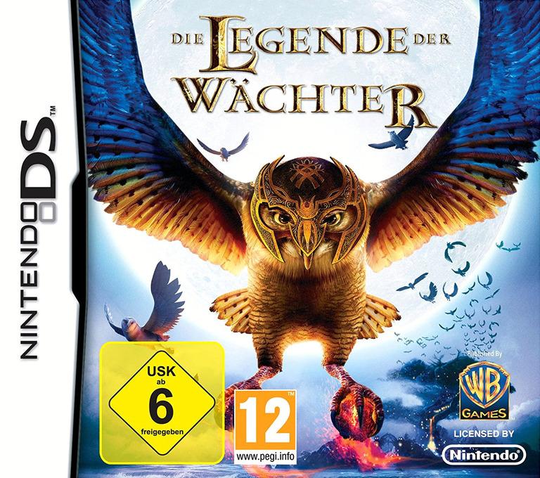 Die Legende der Wächter DS coverHQ (CUAP)