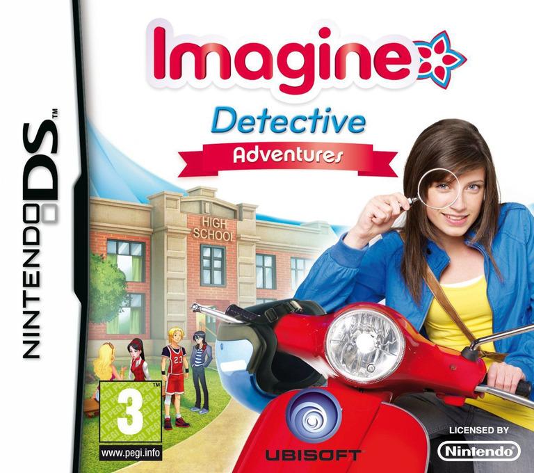 Imagine - Detective Adventures DS coverHQ (BDVP)